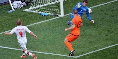 Hasil Belanda Vs Denmark