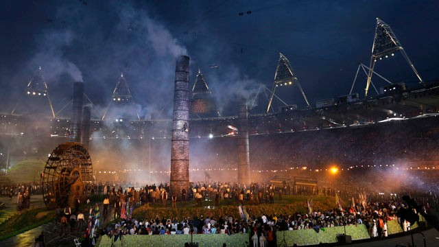 The Olympics Opening Ceremony: