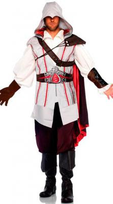 Disfraz Completo Ezio Auditore de Assassins Creed