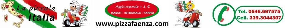 La Piccola Italia  - Pizza Faenza - Pizzeria da Asporto