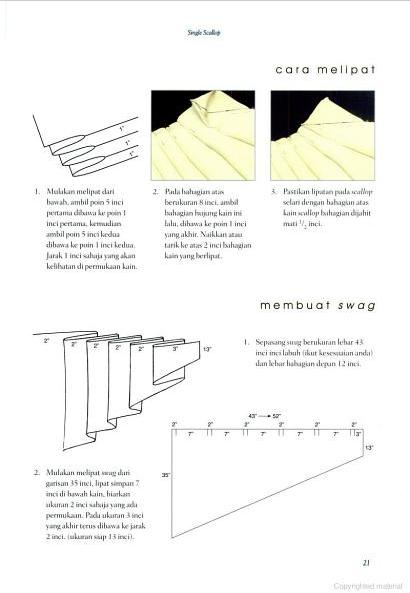 langsir-cara-mudah-menjahit-noraini-margono-5-cara-melipat-membuat ...