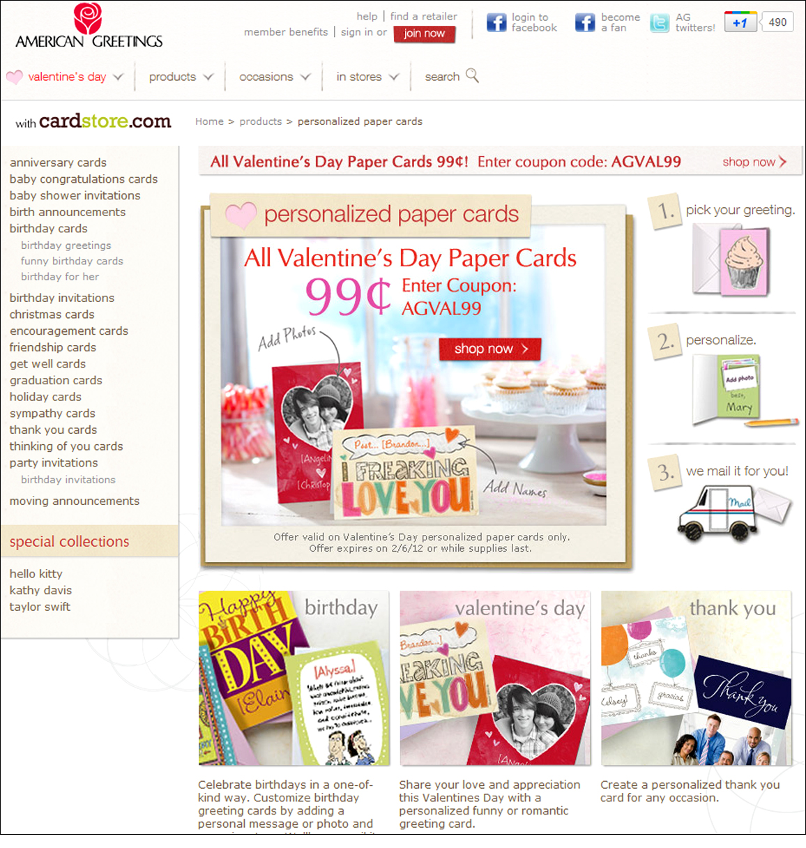 American Greetings Coupon Code Image Collections Greetings Card