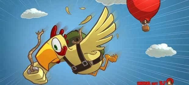 Chickens Can't Fly Apk Free Downlaod