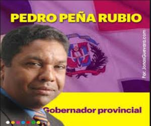 PEDRO PEÑA RUBIO GOBERNADOR