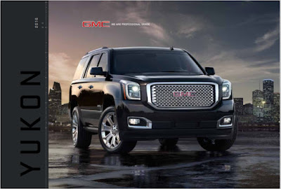 Downloadable 2016 GMC Yukon Denali XL Brochure