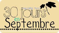 30 jours en Septembre ....