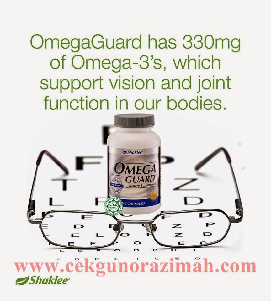 Omega Guard yang superb !