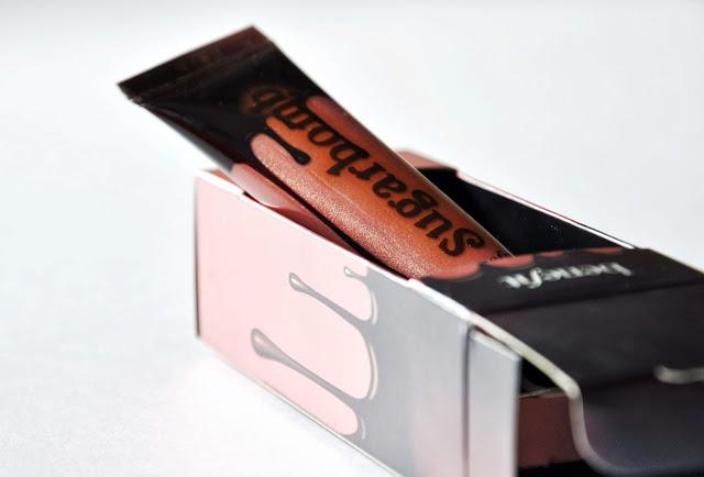 BENEFIT Ultra Plush Lip Gloss #Sugarbomb