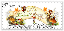 Emerald Faeries Challenge Winner