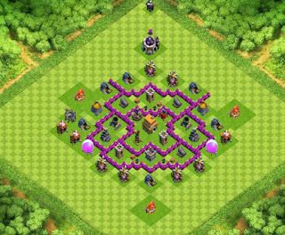 thropy war base th 6 air sweeper