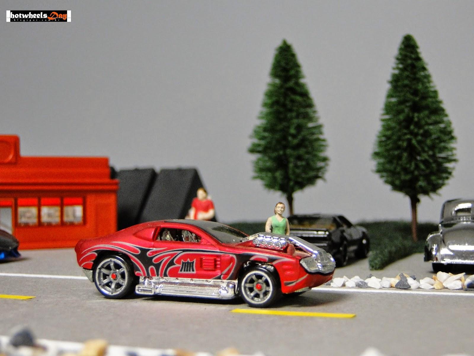 hotwheels day hollowback acceleracers 2006