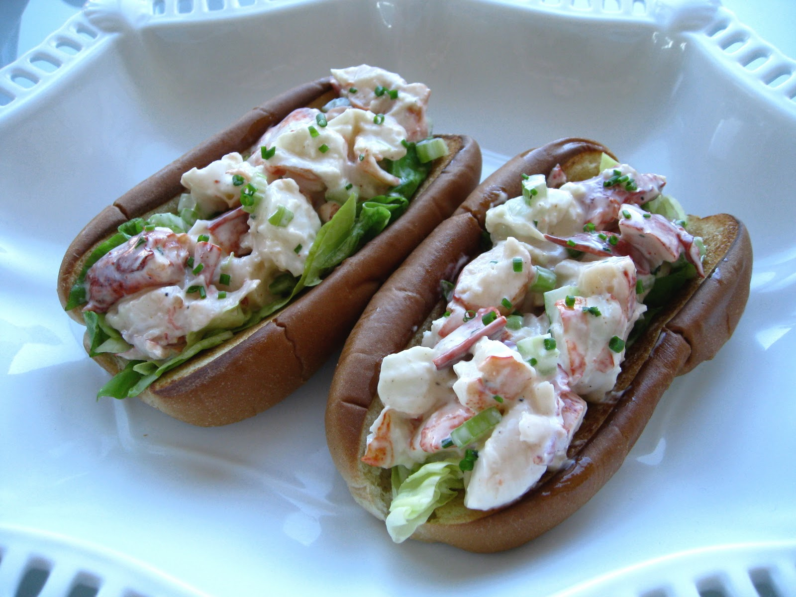Cook Once, Eat Twice: New England Lobster Rolls - The Foodie Physician