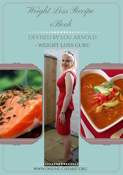 Weight Loss Recipes Ebook