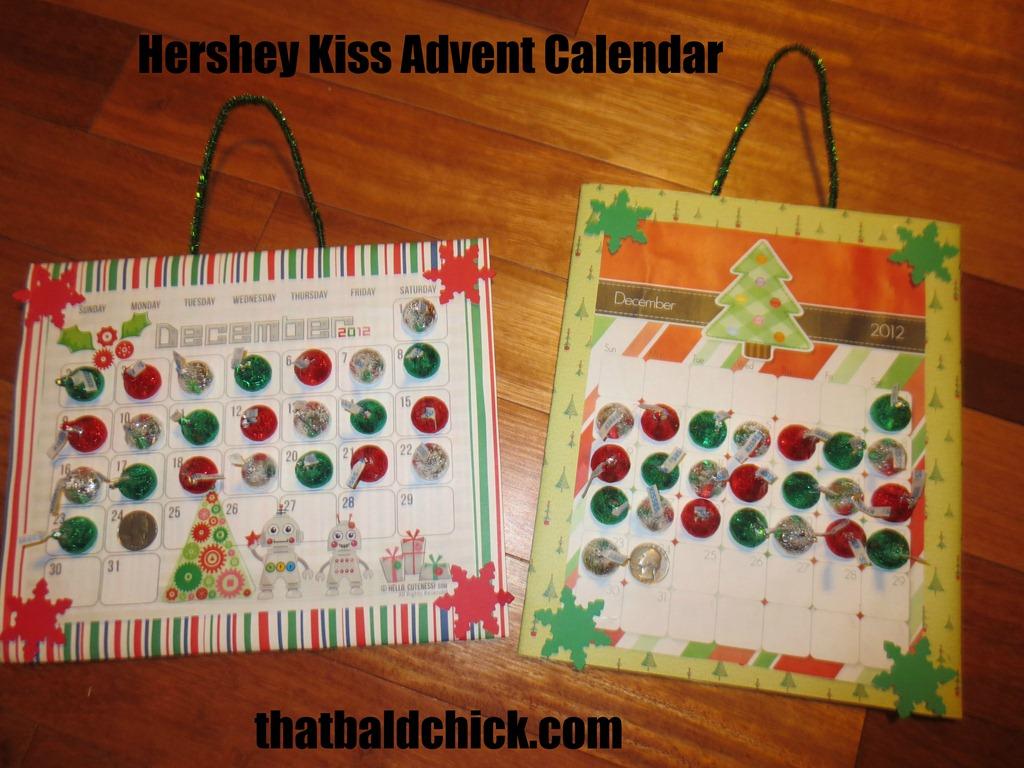 Hershey Kiss Christmas Tree