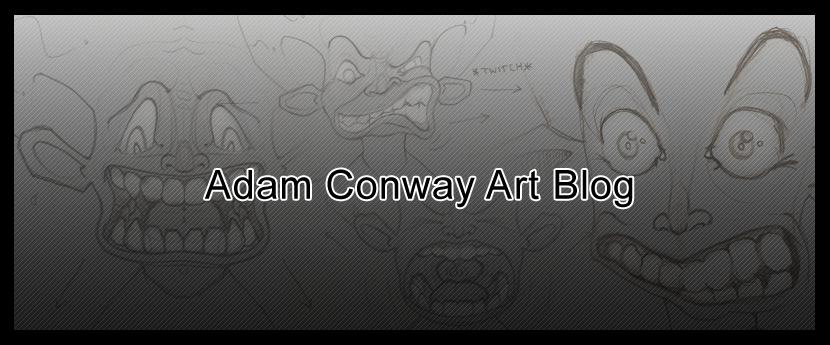 Adam_W_Conway - Art Blog