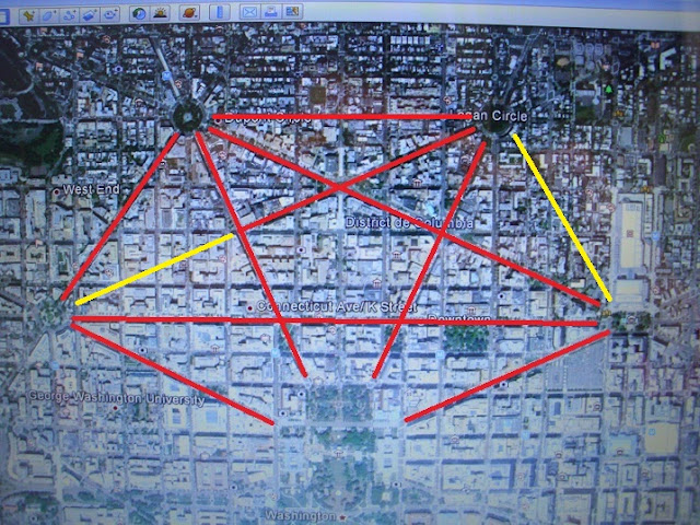 Torah Codes 2012 By Midbar Nesher Illuminati Symbols From Google Earth