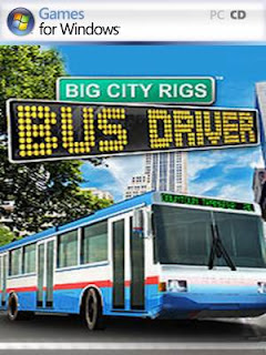 لعبة سائق المدينة Big city Rigs Bus Driver