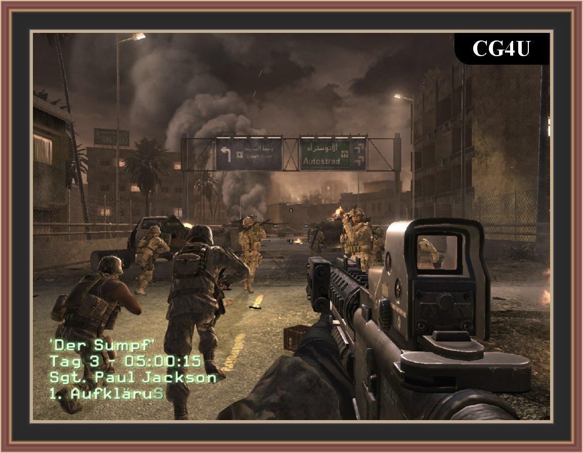 Call Of Duty 4 Modern Warfare Cheats