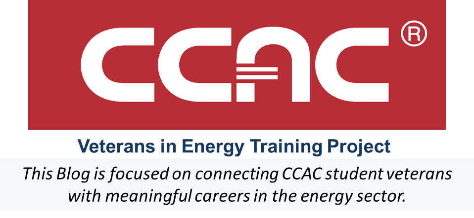 CCAC Veterans in Energy Training Project