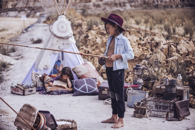 Children of the Tribe - Boho kids fashion from Australia