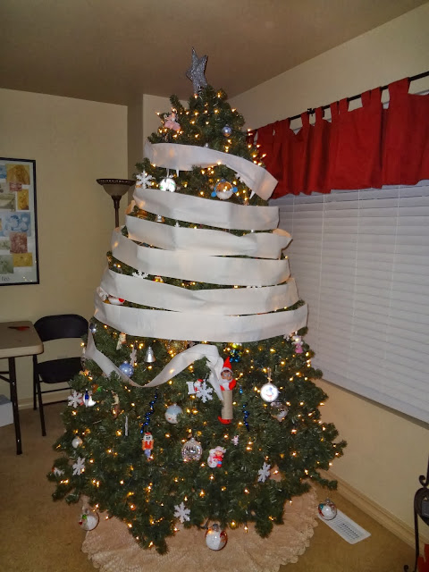 Elf On The Shelf Toilet Papers Tree