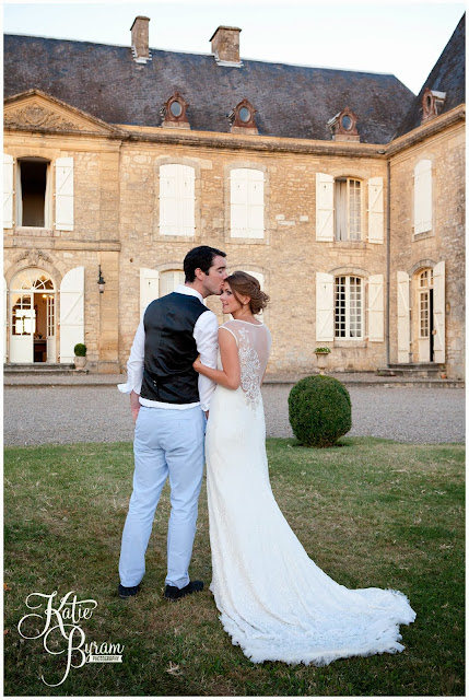 chateau de lacoste wedding, sarlat wedding, french wedding, british photographer in france, katie byram photography
