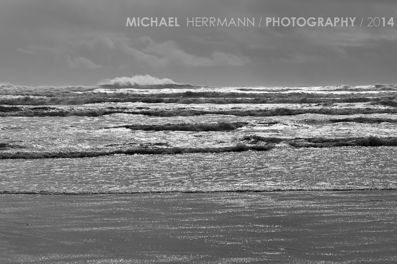 Black and white photography, Ballinskelligs, Kerry