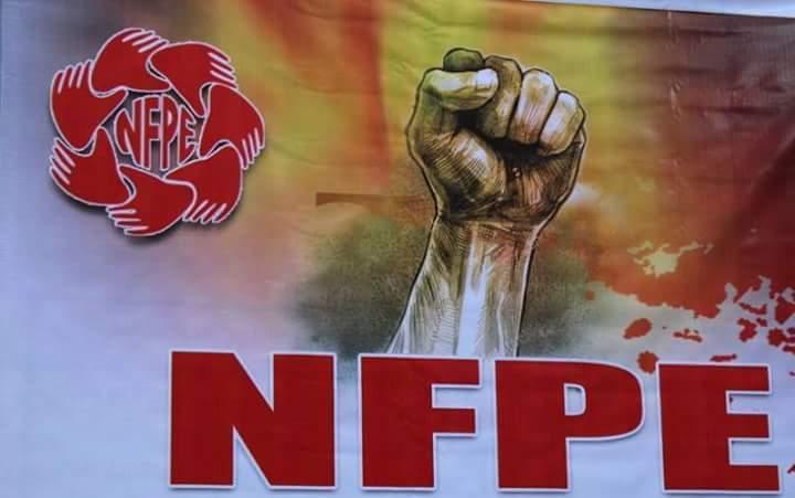NFPE P3 DHARMAPURI DIVISION