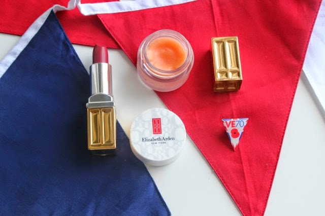 V.E Day with Elizabeth Arden