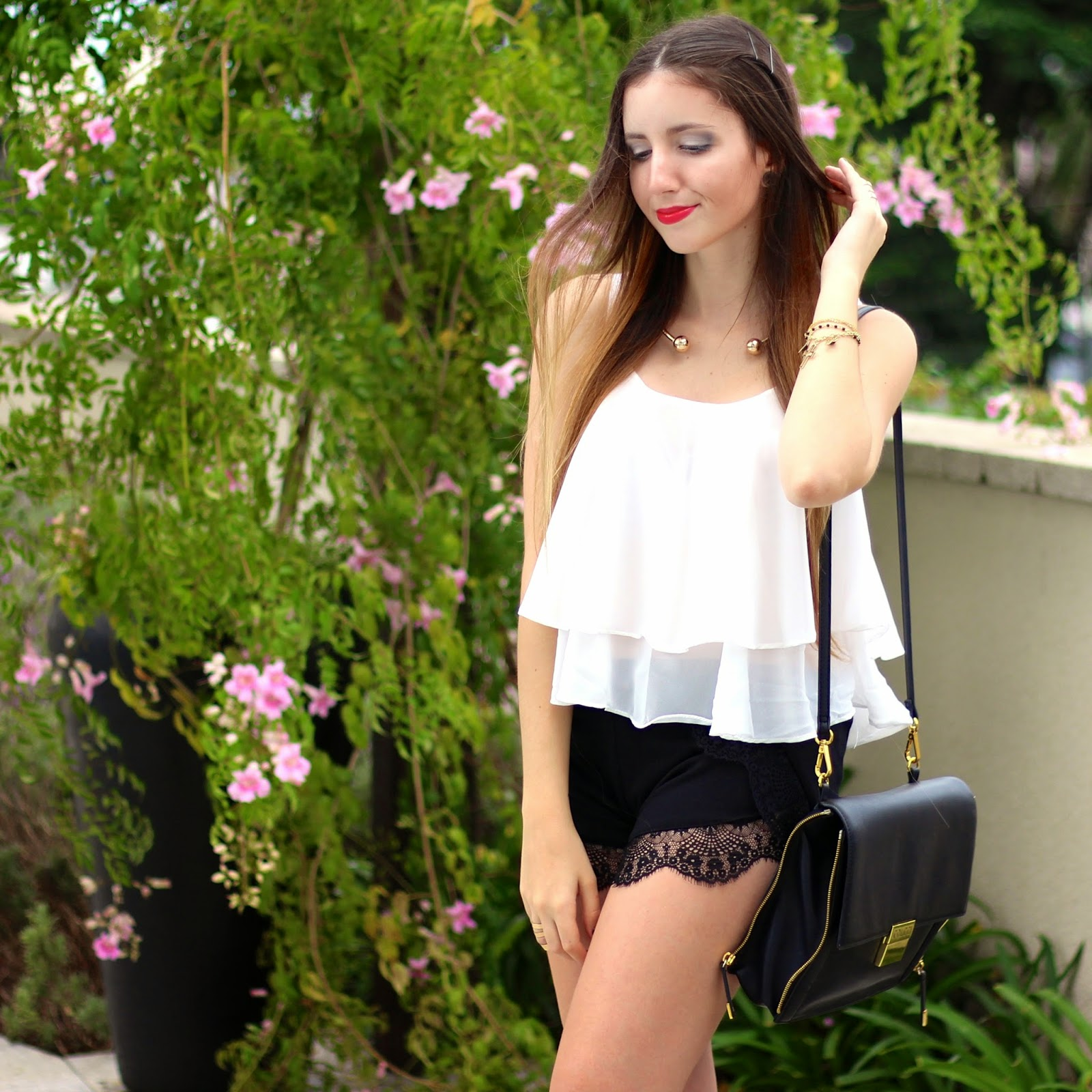 top cropped branco