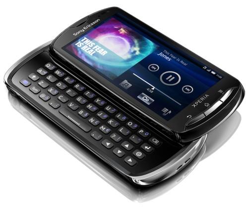 Sony Ericsson Xperia Pro Siyah