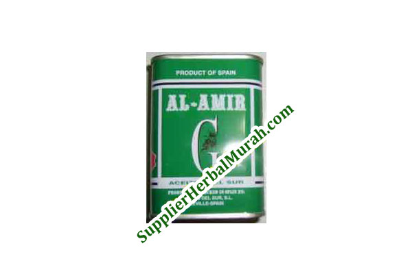 Grosir Minyak Zaitun Al Amir 10 Botol @ 175 ml (Import)