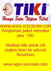 pengiriman agen ice cream