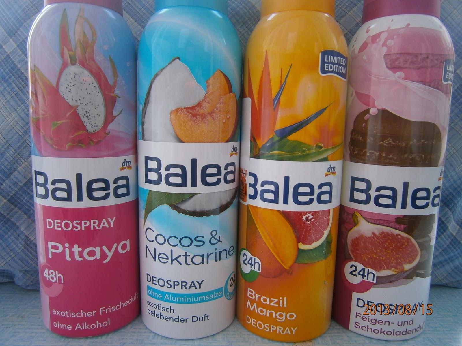 Balea beauty drink