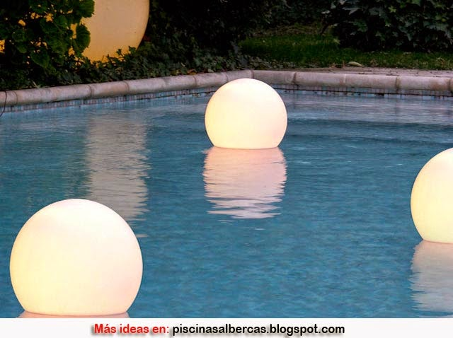 Decoraci n de piscinas para bodas piscinas y albercas for Ideas para decorar piscinas