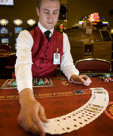 Casino gaming technician