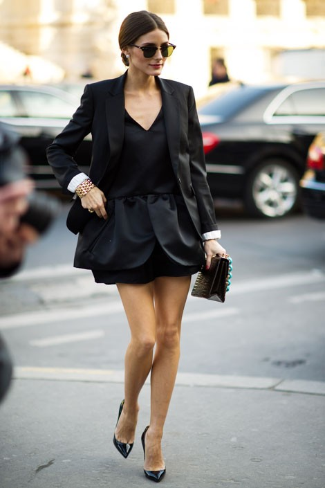 Chic and Silk: FACES: Olivia Palermo Street Style No 2!