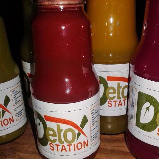 Detox Station