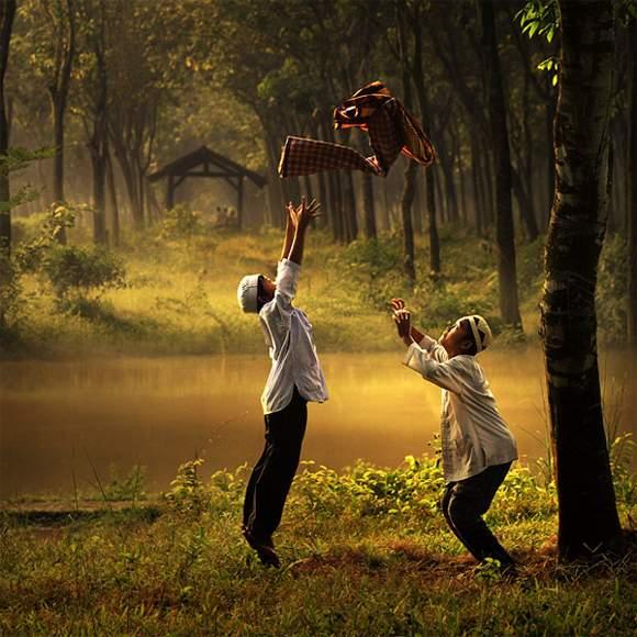 Karya Photography Andre Arment Tema Anak-anak