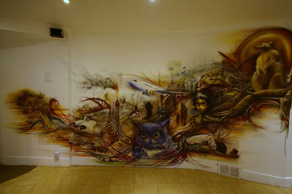 street art 30 amazing wall murals mow design graphic