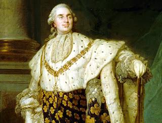 Ученые обнаружили кровь Людовика XVI на старом платке