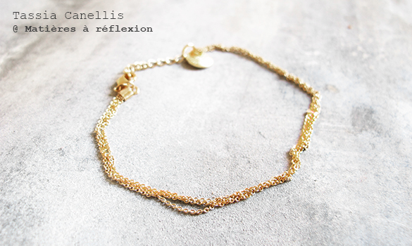 Bracelet Tassia Canellis
