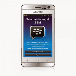 Spesifikasi dan Harga Asiafone Android AF9888
