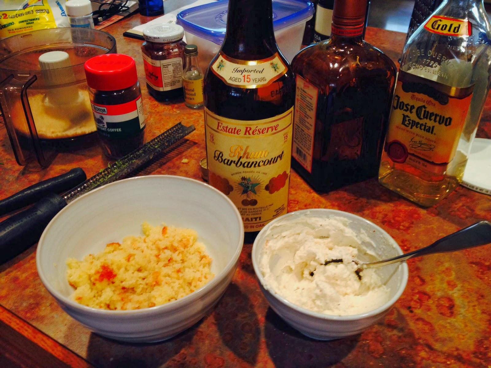 Barbancourt Rum Cake