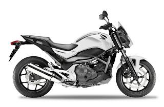 Motor Malaysia Honda NC700 Ditambah 50cc