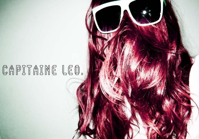 Capitaine Leo.