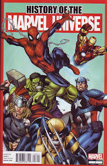 The History of the Marvel Universe