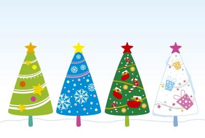 christmas tree By Feelart