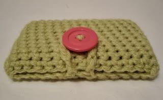 free crochet pattern ipod cozy