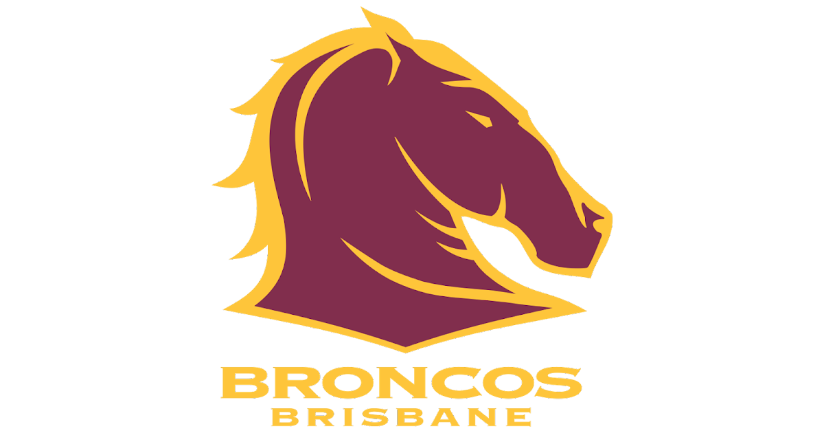 Brisbane Bronco... Broncos Logo